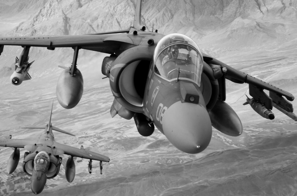 Backstory Techné Harrier